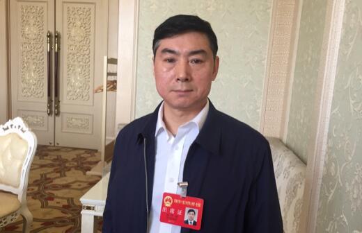 人大代表、山东省中医院院长赵升田谈中医药文化发展