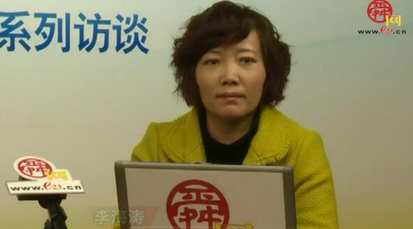济南医院党委副书记、院长 李海涛做客舜网
