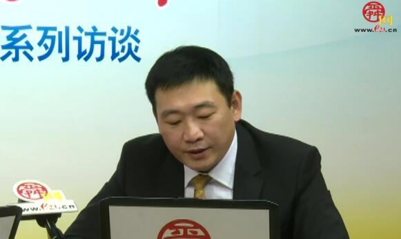 市疾控中心党委书记、主任 张济做客舜网