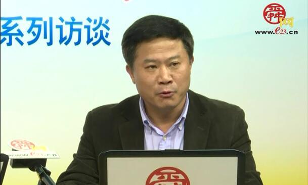 济南市中医医院党委书记、院长耿杰做客舜网