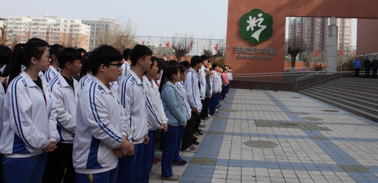 济南艺术学校招生访谈《倾听育人者的声音》
