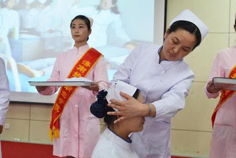 济南护理职业学院访谈