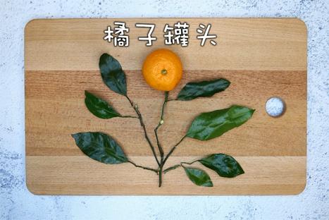 自制橘子罐头,好吃到最后一滴糖水都要吃光光~