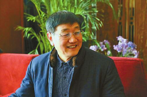 济南籍企业家王永臣在北京聊家乡——盼携河北跨开启济南新未来