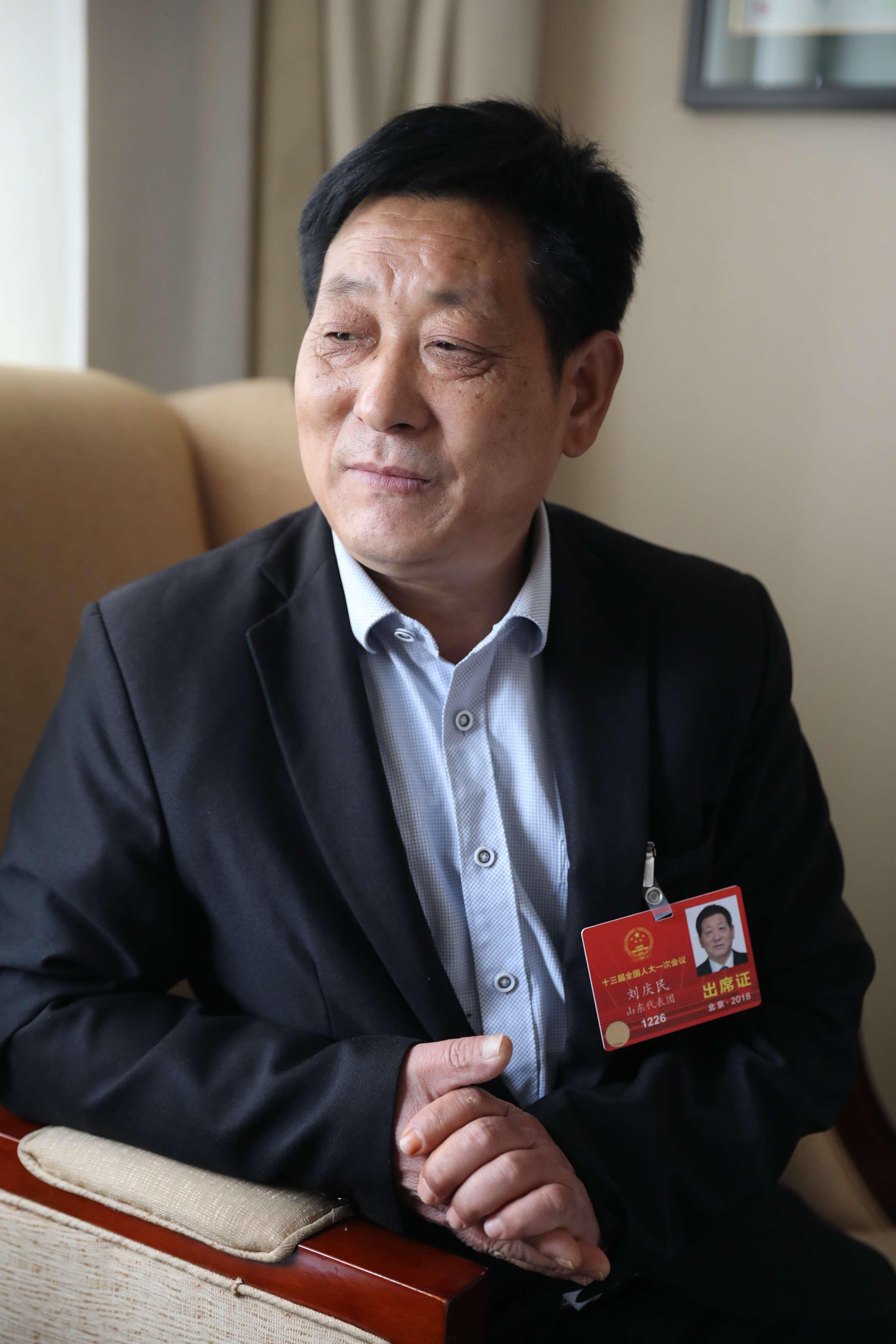 全国人大代表刘庆民:改善乡村卫生室条件 提高乡村医生待遇