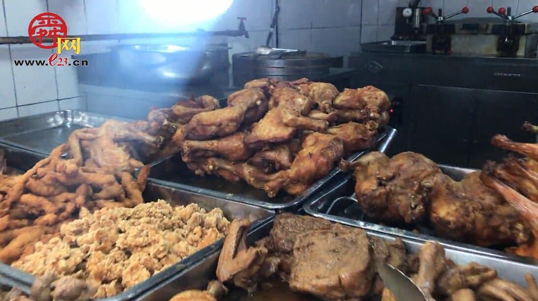 嗨吃济南——雨雨炸鸡、老杨家爆米花