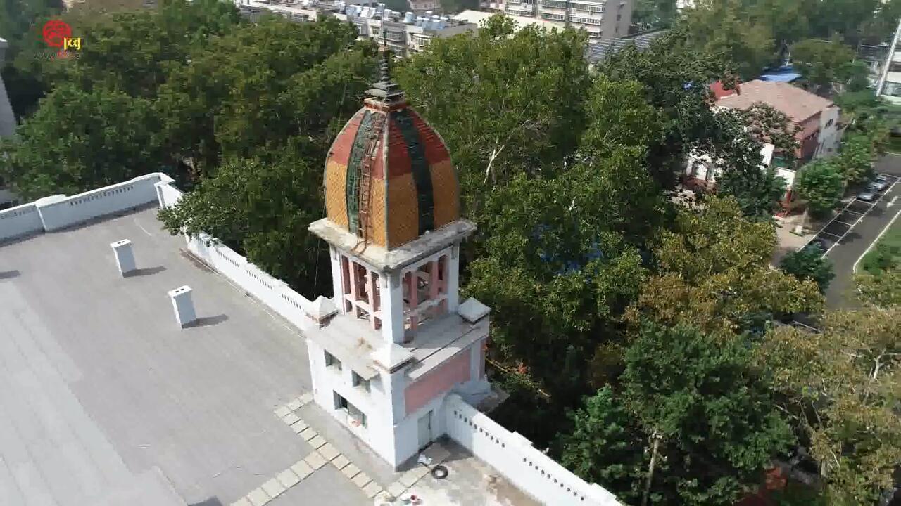 为了不能忘却的纪念 纪念济南解放70周年之邮政大楼