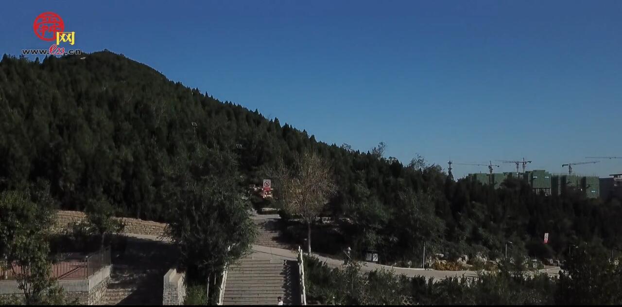为了不能忘却的纪念 纪念济南解放70周年之茂岭山