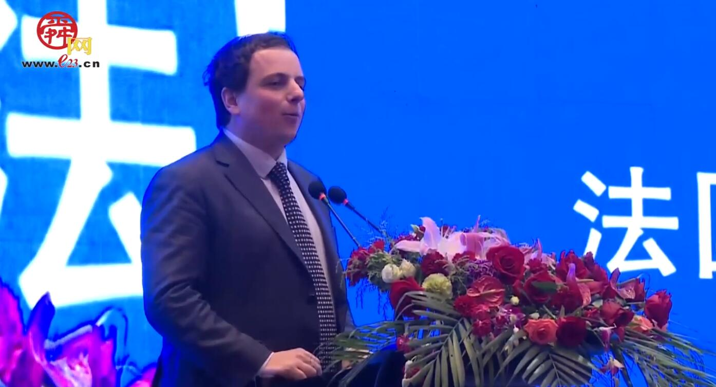 法国拉加代尔旅行零售集团北亚区CEO胡德:济南是非常棒的投资地