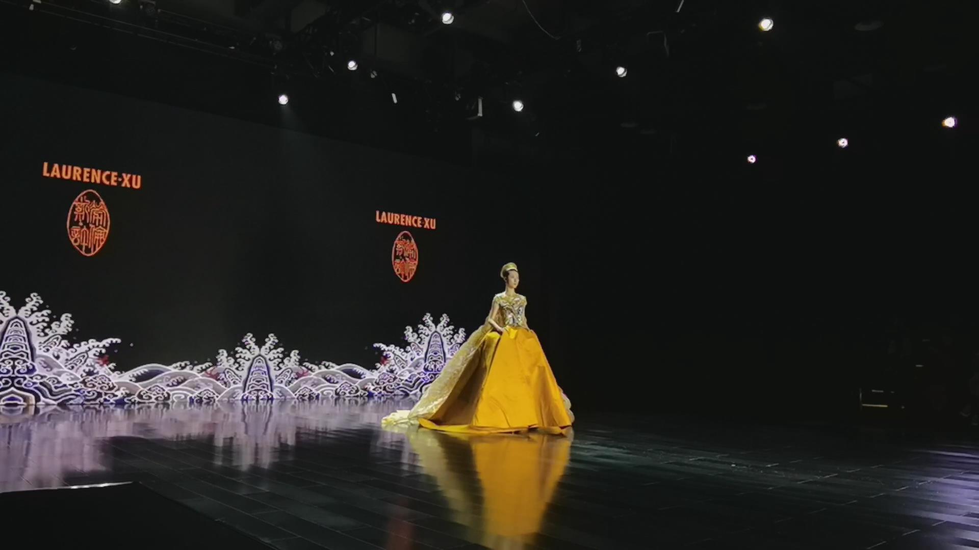 """济报全媒体矩阵助力2020""""泉城风尚""""大秀绚丽夺目!"""